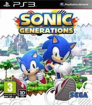 Descargar Sonic Generatoins [MULTI5][FW 3.7x][CLANDESTiNE] por Torrent